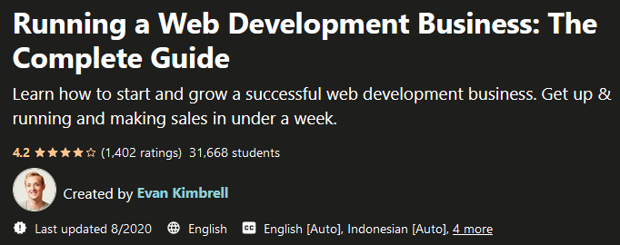 Running a Web Development Business: The Complete Guide