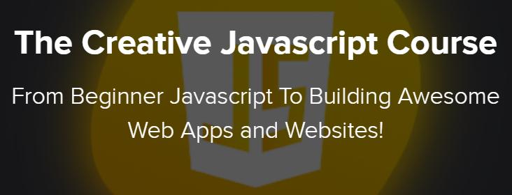 The Creative Javascript Course