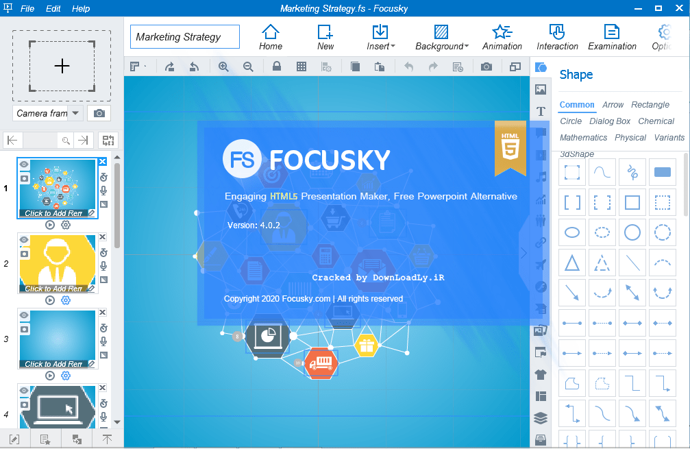 Focusky