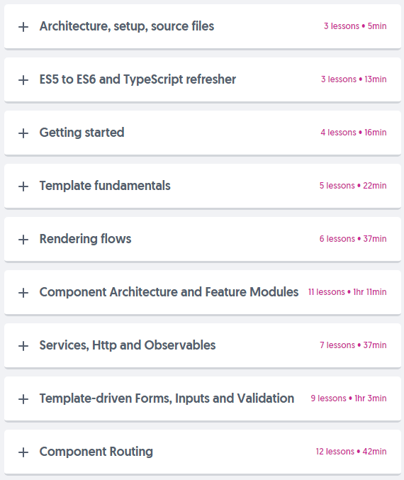 All Tutorials For Front-End Web Development